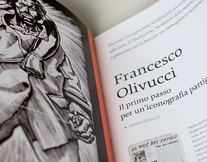 """""""Francesco Olivucci"""", articolo su Progetto Grafico 26"""