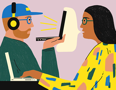 Recent Illustrations for The New York Times