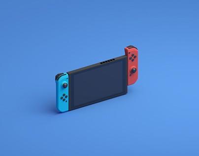 Nintendo Switch Animation