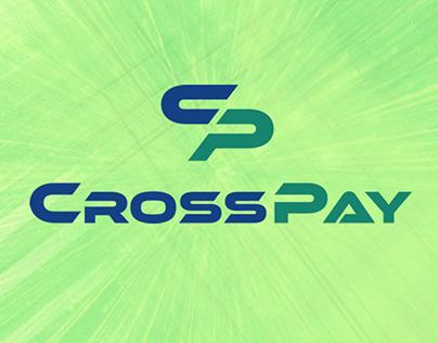 CrossPay Logo & Brand Identity