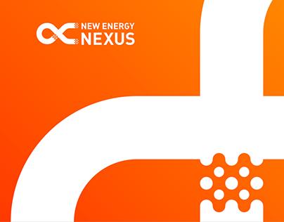 New Energy Nexus Identity Rebrand
