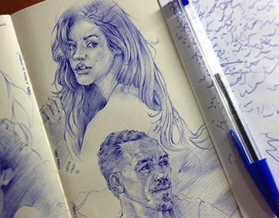 Sketchbook | 2015