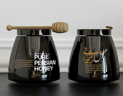 Pure Iranian honey