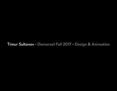 Demoreel 2017