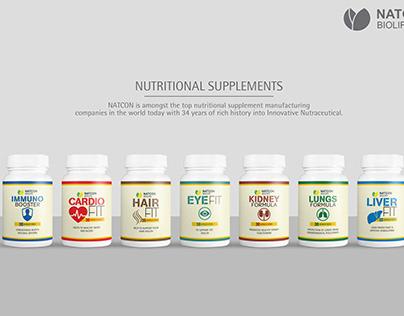 Natcon Biolife - Nutritional Supplements