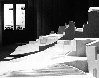 Le stanze di Piero_Nuove architetture per Monterchi