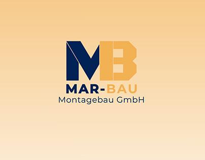 MarBau - Logo & Web Design - Construction Company