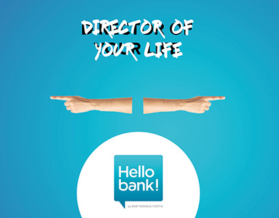 HelloBank! Create your own story