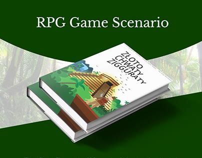 RPG Game Scenario