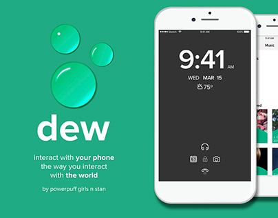 Dew mobile apps