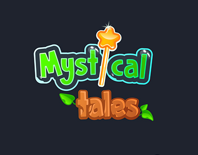 Games UI for Mystical tales