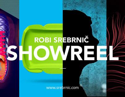 Showreel 01 - Motion graphics