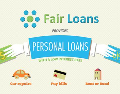 Fair Loans Infographic