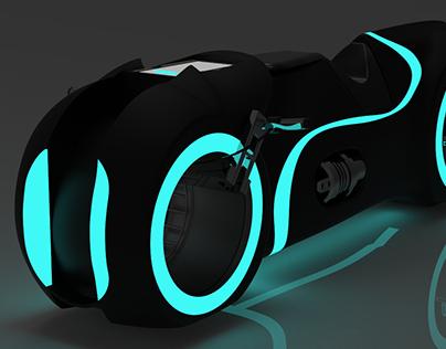Moto Tron
