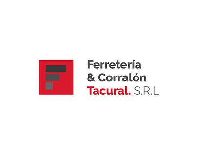 Ferreteria & Corralón | Brand