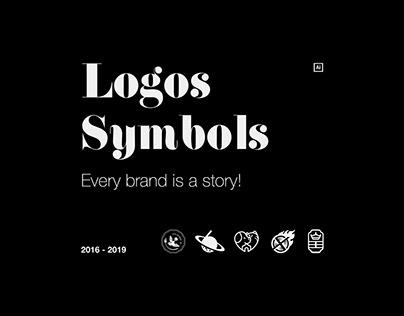 Logos & Symbols 2016-2019
