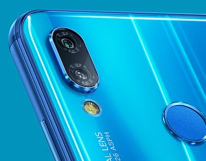 CGI / 3D - Mobile Phone