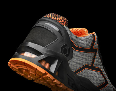 Base Protection Shoes UI-UX design for Turkey.
