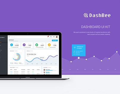 Dashbee Dashboard Ui Kit