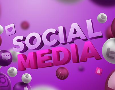"""Camelicious"" social media designs"