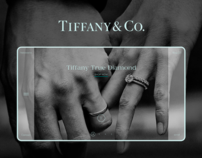 Tiffany&Co. Redesign Concept