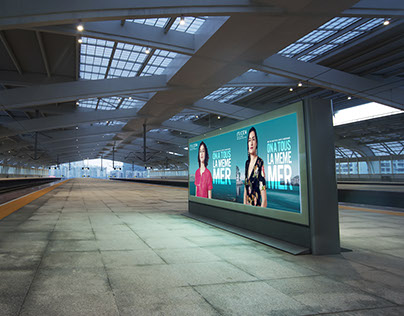 Mucem - French Museum Campaign