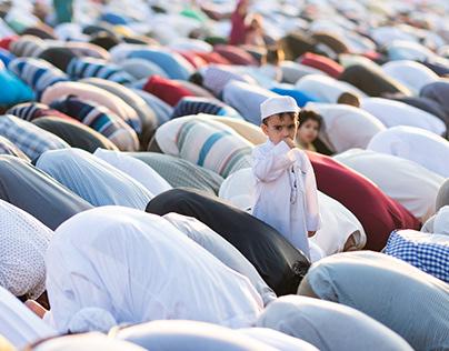 Eid Al-Adha in Rosetta