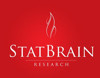StatBrain Research - Logo Design