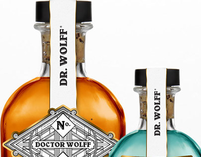 Dr. Wolff - Prototype Packaging Design