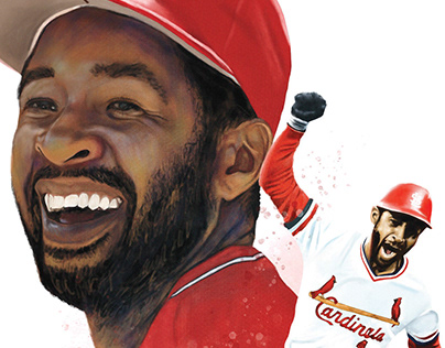 Professional Athletes Illustrations