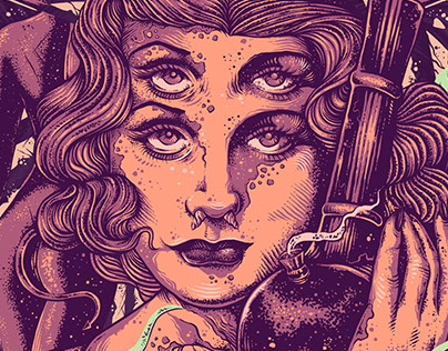 Capa do novo single da AMP - Between the lines