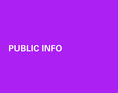 Public Info