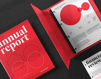 MRG Annual Report 2020