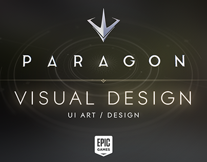 Paragon - UI / UX Design