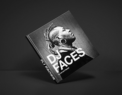 DJ Faces book