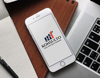 Logo of accounting office Konsulto