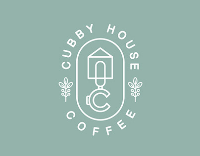 Cubby House Coffee Logo