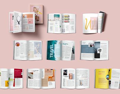 Print magazine - The Woman