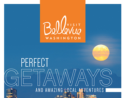 Visit Bellevue 2015 Guide