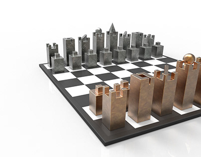 Chess Pieces Design