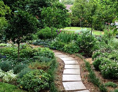 Cottage Garden Design Eastwood, NSW