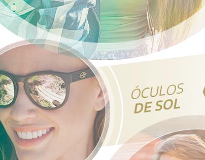 Email marketing Oculos Shop