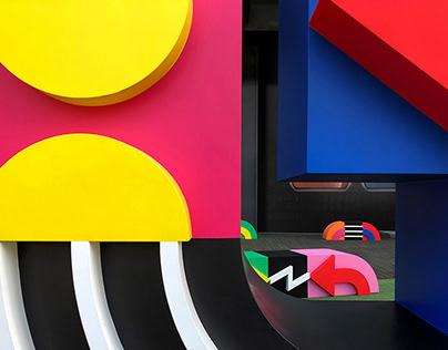 KT 5G Art Collaboration