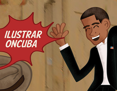 Illustration, Graphic and Design for OnCuba Magazine
