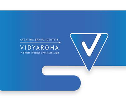 Vidyaroha (Start-up ) - Creating Brand Identity