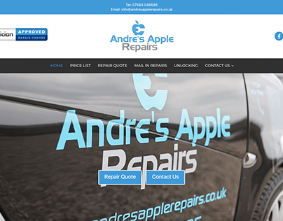 Andre's Apple Repairs - Apple Repair Business