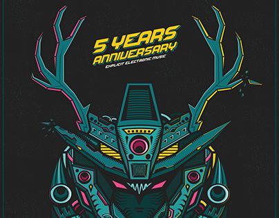Chill2Chill 5 Years Anniversary