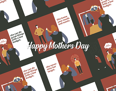 Mothers Day Artwork