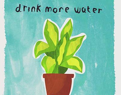 Friendly, Advice-dispensing House Plants