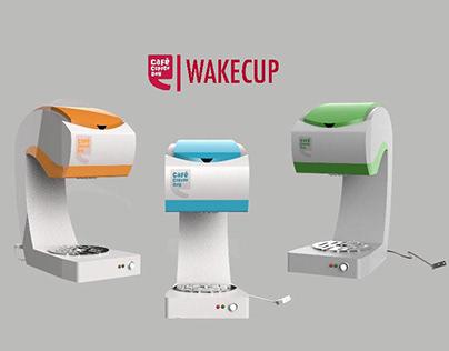 WakeCup - Coffee Machine